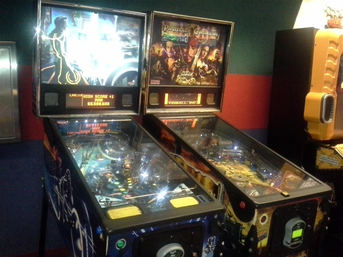 pinball machine repair near me