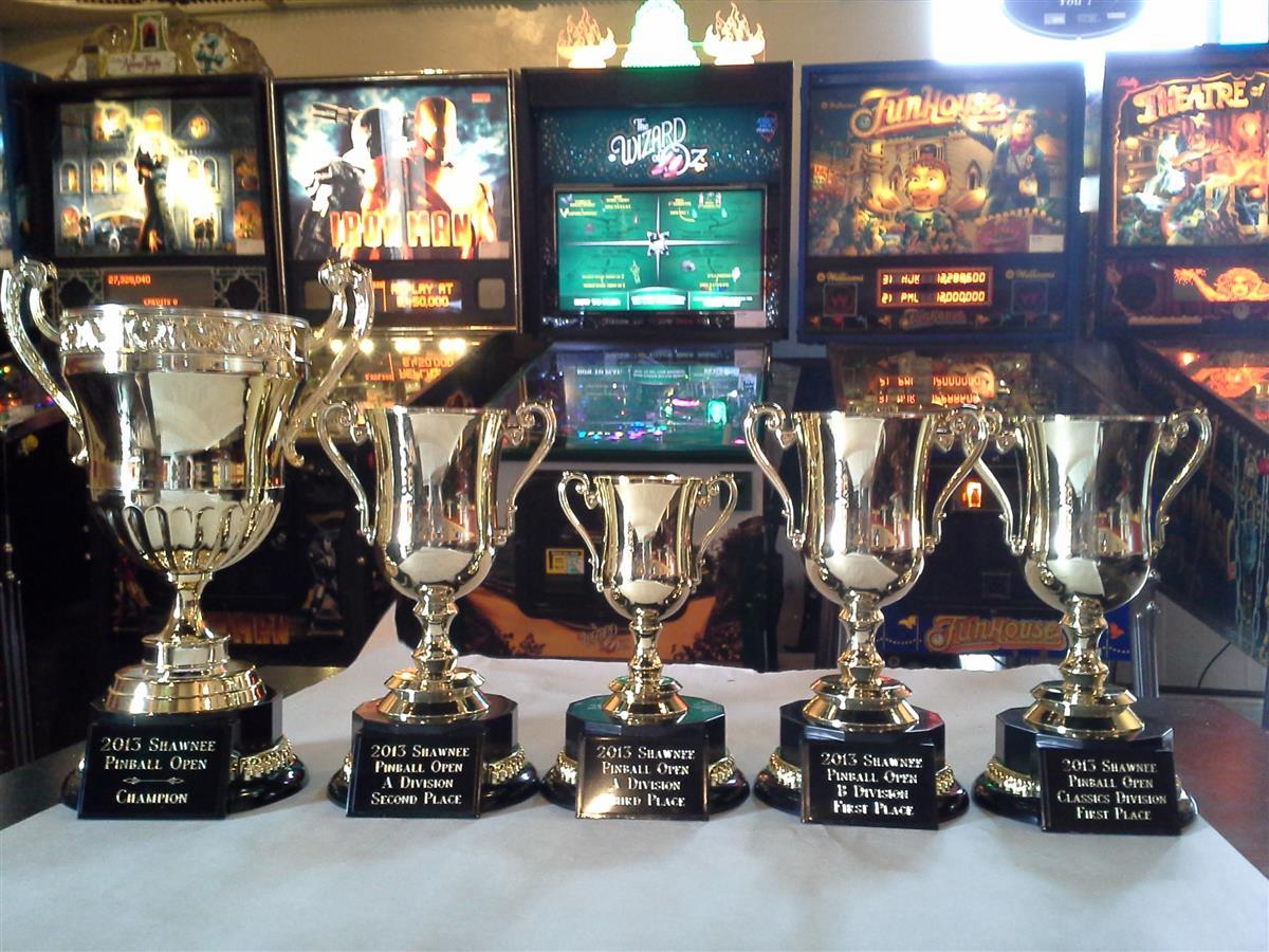 shawnee open trophies